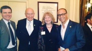 Many Hands 2014 launch with Theo Paphitis