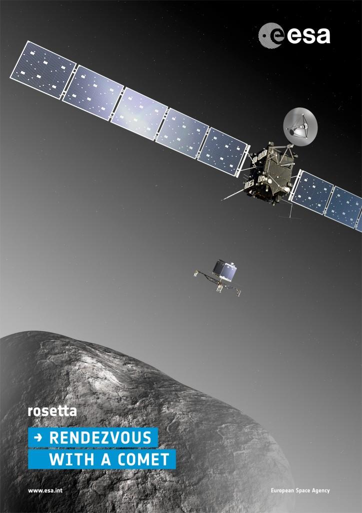 Rosetta Mission ESA