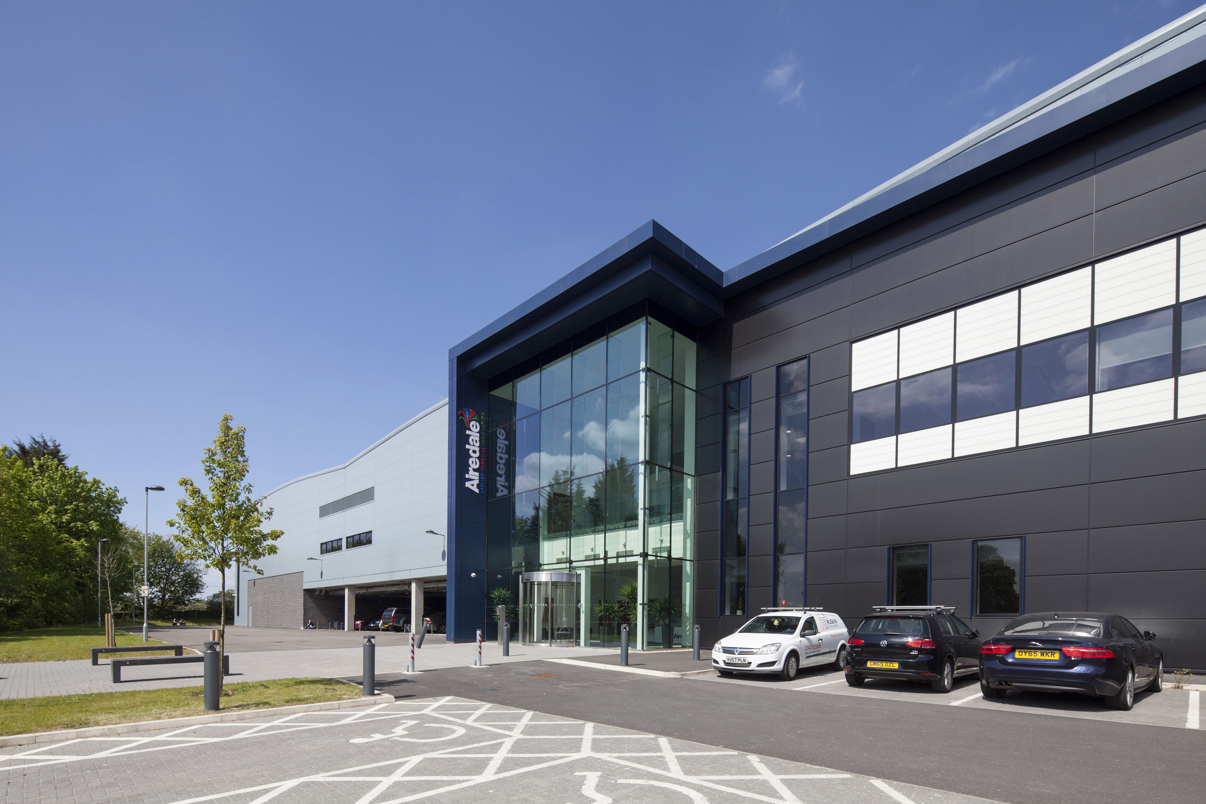 Airedale International Air Conditioning's Headquarters