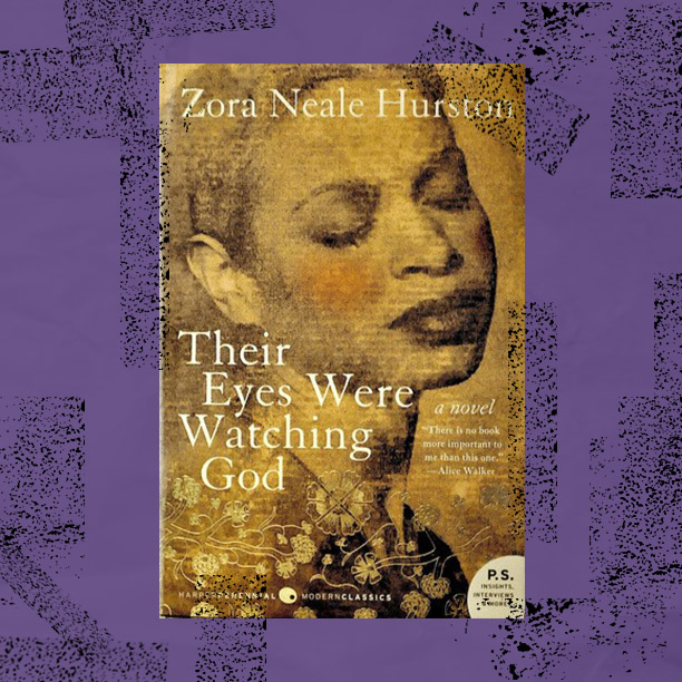 their eyes were watching god feminism Their eyes were watching god by zora neale hurston (1937) the wind came back with triple fury, and put out the light for the last time they seemed to be staring at the dark, but their eyes were watching god.