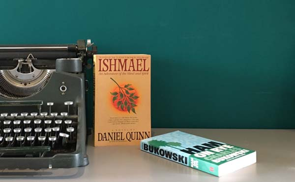Book recommendations from Adrian- Ishmael & Ham on Rye