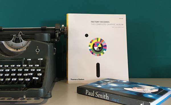 Book recommendations from Owen - Factory Records: The Complete Graphic Album & Paul Smith A-Z