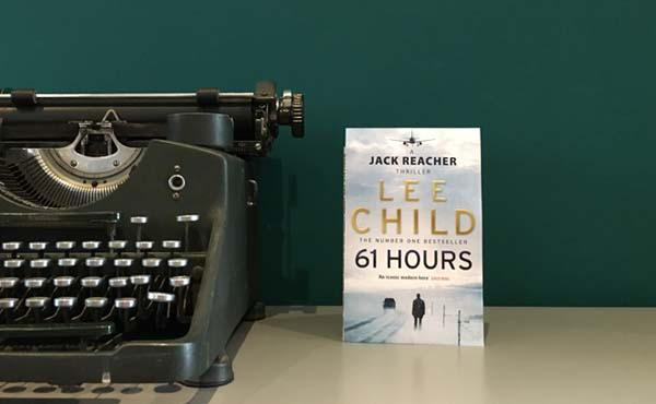 Book recommendations from Paul - The Jack Reacher Series